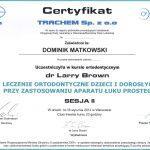 certyfikat 2 - Dental Comfort