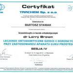 certyfikat 51 - Dental Comfort