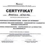 certyfikat 66 - Dental Comfort