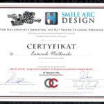 certyfikat 79 - Dental Comfort