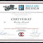 certyfikat 80 - Dental Comfort